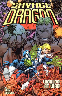 Cover Thumbnail for Savage Dragon (Image, 1996 series) #9 - Worlds at War
