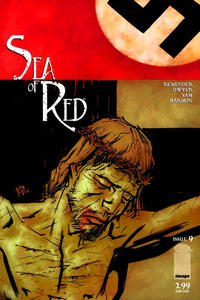 Cover Thumbnail for Sea of Red (Image, 2005 series) #9