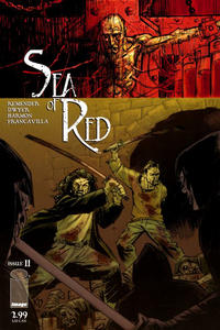 Cover Thumbnail for Sea of Red (Image, 2005 series) #11