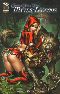 Cover Thumbnail for Grimm Fairy Tales Myths & Legends (Zenescope Entertainment, 2011 series) #1 [Cover B - Eric Basaldua]