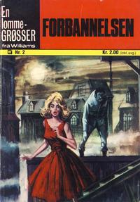 Cover Thumbnail for Lomme-Grøsser (Illustrerte Klassikere / Williams Forlag, 1973 series) #2