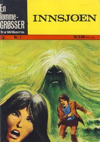 Cover Thumbnail for Lomme-Grøsser (Illustrerte Klassikere / Williams Forlag, 1973 series) #7