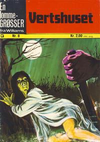 Cover Thumbnail for Lomme-Grøsser (Illustrerte Klassikere / Williams Forlag, 1973 series) #8
