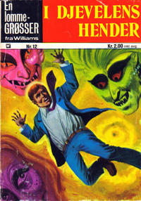 Cover Thumbnail for Lomme-Grøsser (Illustrerte Klassikere / Williams Forlag, 1973 series) #12