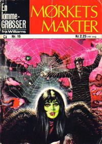 Cover Thumbnail for Lomme-Grøsser (Illustrerte Klassikere / Williams Forlag, 1973 series) #16