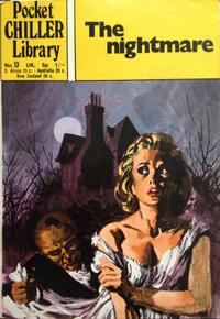Cover Thumbnail for Pocket Chiller Library (Thorpe & Porter, 1971 series) #13