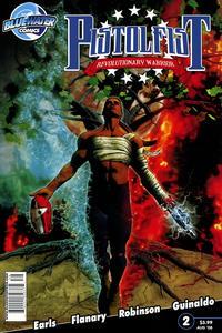 Cover Thumbnail for Pistolfist: Revolutionary Warrior (Bluewater / Storm / Stormfront / Tidalwave, 2008 series) #2