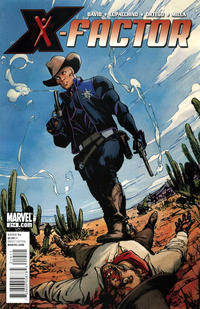 Cover for X-Factor (Marvel, 2006 series) #214