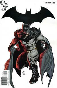 Cover Thumbnail for Batman (DC, 1940 series) #706