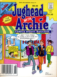 Cover Thumbnail for Jughead with Archie Digest (Archie, 1974 series) #80 [Canadian]