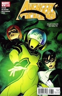 Cover Thumbnail for Avengers Academy (Marvel, 2010 series) #8