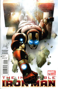 Cover Thumbnail for Invincible Iron Man (Marvel, 2008 series) #500