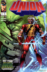 Cover Thumbnail for Union (Image, 1995 series) #3