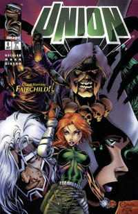 Cover Thumbnail for Union (Image, 1995 series) #6