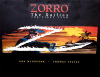 Cover Thumbnail for Zorro: The Dailies, First Year (Image, 2001 series)