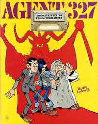 Cover Thumbnail for Agent 327 (Oberon, 1977 series) #1 - Dossier Heksenkring & Dossier Onderwater