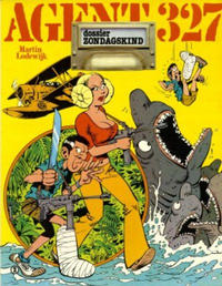 Cover for Agent 327 (Oberon, 1977 series) #2 - Dossier Zondagskind