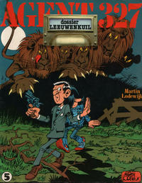 Cover Thumbnail for Agent 327 (Oberon, 1977 series) #5 - Dossier Leeuwenkuil