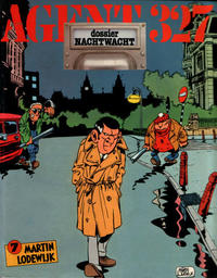 Cover Thumbnail for Agent 327 (Oberon, 1977 series) #7 - Dossier Nachtwacht