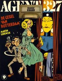 Cover Thumbnail for Agent 327 (Oberon, 1977 series) #9 - De gesel van Rotterdam