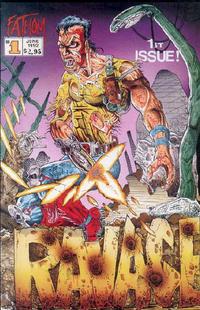 Cover Thumbnail for Ravage (Fathom Press, 1992 series) #1