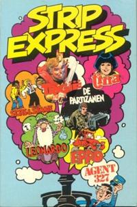 Cover Thumbnail for Strip express (Oberon, 1980 series)