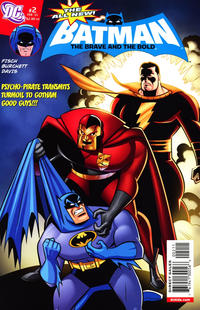 Cover Thumbnail for The All-New Batman: The Brave and the Bold (DC, 2011 series) #2