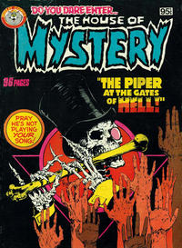 Cover Thumbnail for The House of Mystery (K. G. Murray, 1981 ? series)