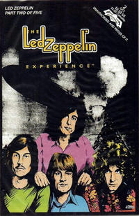 Cover Thumbnail for The Led Zeppelin Experience (Revolutionary, 1992 series) #2