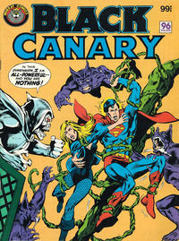 Cover Thumbnail for Black Canary (K. G. Murray, 1982 series)