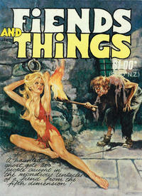 Cover Thumbnail for Fiends and Things (Gredown, 1982 series) #[nn]