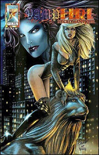 Cover Thumbnail for Vampfire: Necromantique (Brainstorm Comics, 1997 series) #2
