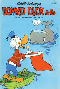 Cover Thumbnail for Donald Duck & Co (Hjemmet / Egmont, 1948 series) #38/1972