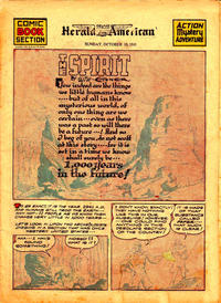 Cover Thumbnail for The Spirit (Register and Tribune Syndicate, 1940 series) #10/19/1941