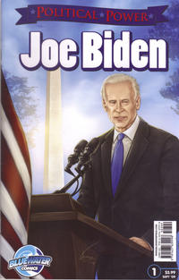 Cover Thumbnail for Political Power Joe Biden (Bluewater / Storm / Stormfront / Tidalwave, 2009 series) #1