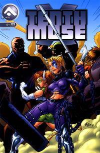 Cover Thumbnail for Tenth Muse (Alias, 2005 series) #3