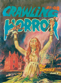 Cover Thumbnail for Crawling Horror (Gredown, 1982 ? series)