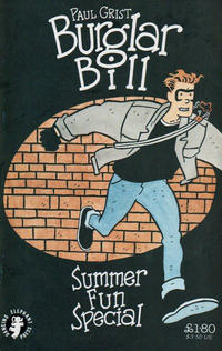 Cover Thumbnail for The Burglar Bill Summer Fun Special (Dancing Elephant Press, 1996 series)