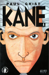 Cover Thumbnail for Kane (Dancing Elephant Press, 1993 series) #4