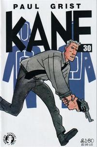 Cover Thumbnail for Kane (Dancing Elephant Press, 1993 series) #30