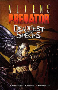 Cover Thumbnail for Aliens / Predator: Deadliest of the Species (Dark Horse, 1997 series)