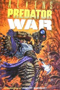 Cover Thumbnail for Aliens / Predator: War (Dark Horse, 1996 series)