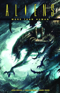 Cover Thumbnail for Aliens: More Than Human (Dark Horse, 2010 series)