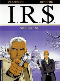 Cover Thumbnail for I.R.$. (Le Lombard, 1999 series) #5 - Silicia Inc.