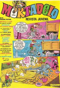 Cover Thumbnail for Mortadelo (Editorial Bruguera, 1970 series) #3