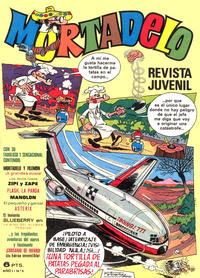 Cover Thumbnail for Mortadelo (Editorial Bruguera, 1970 series) #4