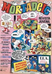 Cover Thumbnail for Mortadelo (Editorial Bruguera, 1970 series) #9