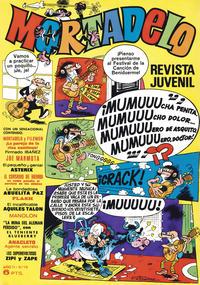 Cover Thumbnail for Mortadelo (Editorial Bruguera, 1970 series) #10