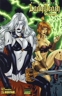 Cover Thumbnail for Brian Pulido's Lady Death: Blacklands (Avatar Press, 2006 series) #1