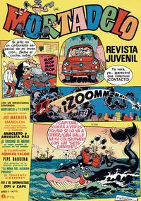 Cover Thumbnail for Mortadelo (Editorial Bruguera, 1970 series) #11